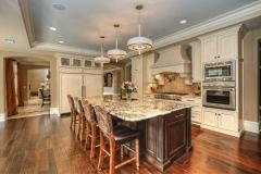 Benham Builders' Kitchen Remodel