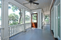 Low Country Remodel back Porch
