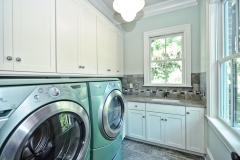 Low Country Remodel Laundry