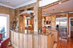 Stone and Cedar Seacoast Home